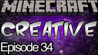 Minecraft Creative MP Ep.34 - House Tour of Our Game House?