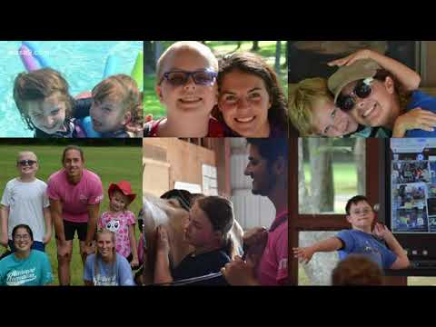 Inclusive summer camp program for special needs children still has openings