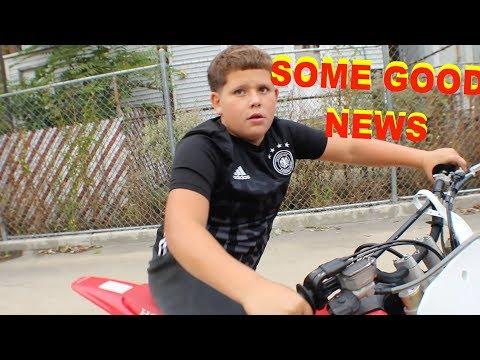FATTY HAS SOME GOOD NEWS !!