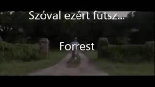 Szóval ezért futsz... Forrest