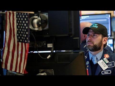Mεγάλες απώλειες στη Wall Street