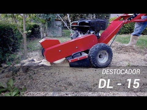Destocador móvel autopropelido Lippel DL-15