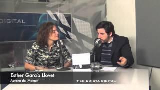 """Esther García Llovet: """"Si quieres transmitir angustia debes construir una atmósfera sensorial"""""""