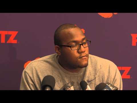 Brandon Thomas Interview 12/11/2013 video.