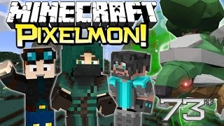 AN EPIC EVOLUTION! - Minecraft PIXELMON MOD Pixelcore Let's Play! - Ep 73