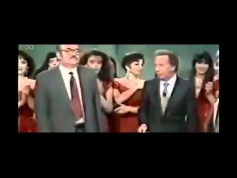 mike bongiorno scopre e svergogna una concorrente in diretta!