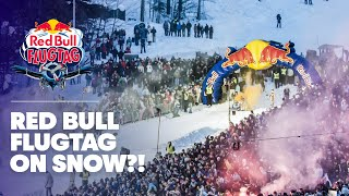 Red Bull Jump & Freeze
