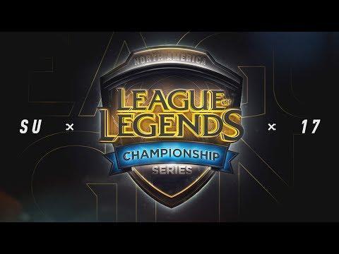 CLG vs. FOX - P1 vs. TL | Week 7 Day 2 | NA LCS Summer Split 2017 (NALCS2)