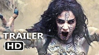 THE MUMMY Official Trailer (2017) Tom Cruise Adventure Movie HD