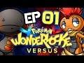 Pokémon X n Y Wonderlocke VERSUS - Ep 01