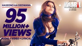 Nonton Haseeno Ka Deewana Video Song   Kaabil   Hrithik Roshan  Urvashi Rautela   Raftaar   Payal Dev Film Subtitle Indonesia Streaming Movie Download