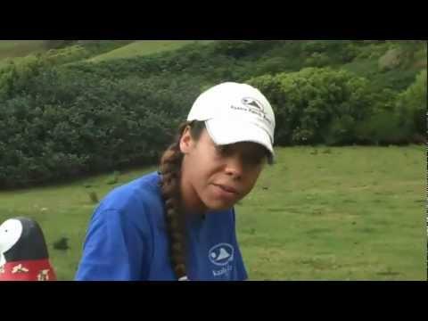 Horseback Riding Kualoa Ranch Oahu, Hawaii