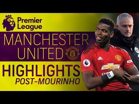 Video: Manchester United's top moments since Jose Mourinho's sacking | Premier League | NBC Sports