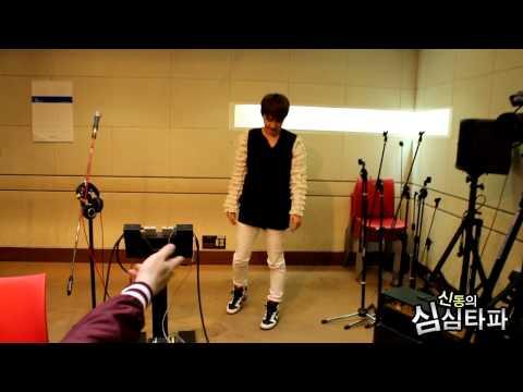 신동의 심심타파 - EXO Kai & D.O., Penalty - 엑소 카이 & 디오, 벌칙 애교, 섹시 댄스 20130607 (видео)