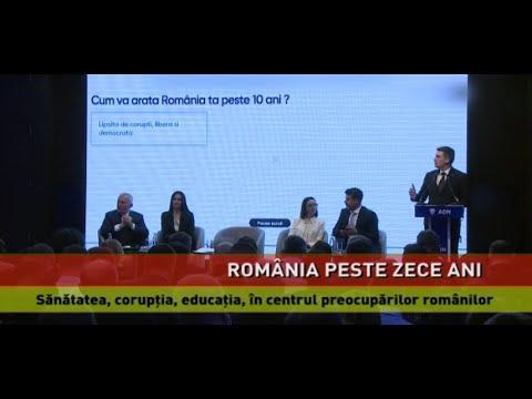 Cum va arăta România peste zece ani