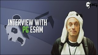"PG ESAM: ""Taking a break is good for mental fatigue and stamina"""