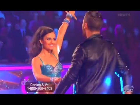 Val - SUBSCRIBE & MORE ···· FULL DWTS 18 WEEK 6