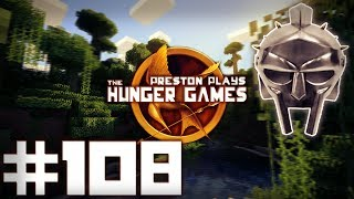 TWO VS ONE! - Minecraft: Hunger Games w/Preston, Woofless&Lachlan #108