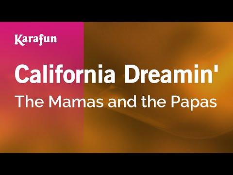 Karaoke California Dreamin' - The Mamas And The Papas *