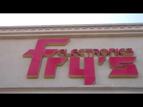 Fry's Electronics! (August 31, 2016)