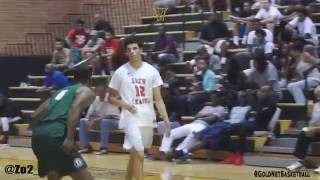 Lonzo Ball DID WORK in his Drew League debut!! Week 1 Highlights