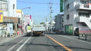 Kanagawa Japan  city images : Driving around Hiratsuka, Kanagawa prefecture