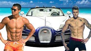 Video Justin Bieber's Cars VS Cristiano Ronaldo's Cars ★ 2017 MP3, 3GP, MP4, WEBM, AVI, FLV September 2017