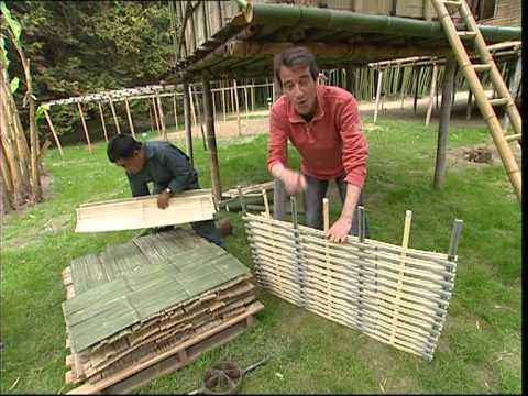 comment construire en bambou la r ponse est sur. Black Bedroom Furniture Sets. Home Design Ideas