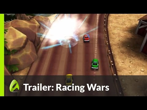 Multiplayer Online Racing Wars | AirConsole Game Trailer