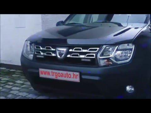 Dacia Duster vatrogasni