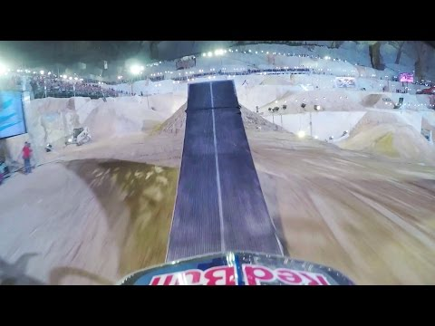 gopro: motocross freestyle. dany torres @redbull x-fighters athene2015