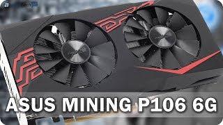 ASUS Mining P106 6G: GPU specializované na těžbu kryptoměn! - AlzaTech #607