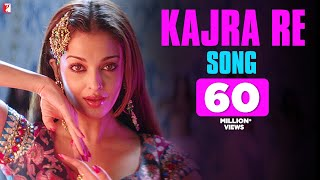 Kajra Re   Song | Bunty Aur Babli | Amitabh Bachchan | Abhishek Bachchan |  Aishwarya Rai