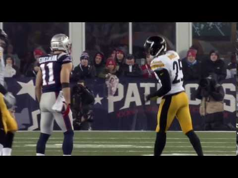 Julian Edelman | Trash Talk (New England Patriots) AFC Championship 2017