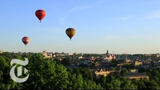 Vilnius Lithuania  city photos : What to Do in Vilnius, Lithuania | 36 Hours Travel Videos | The New York Times
