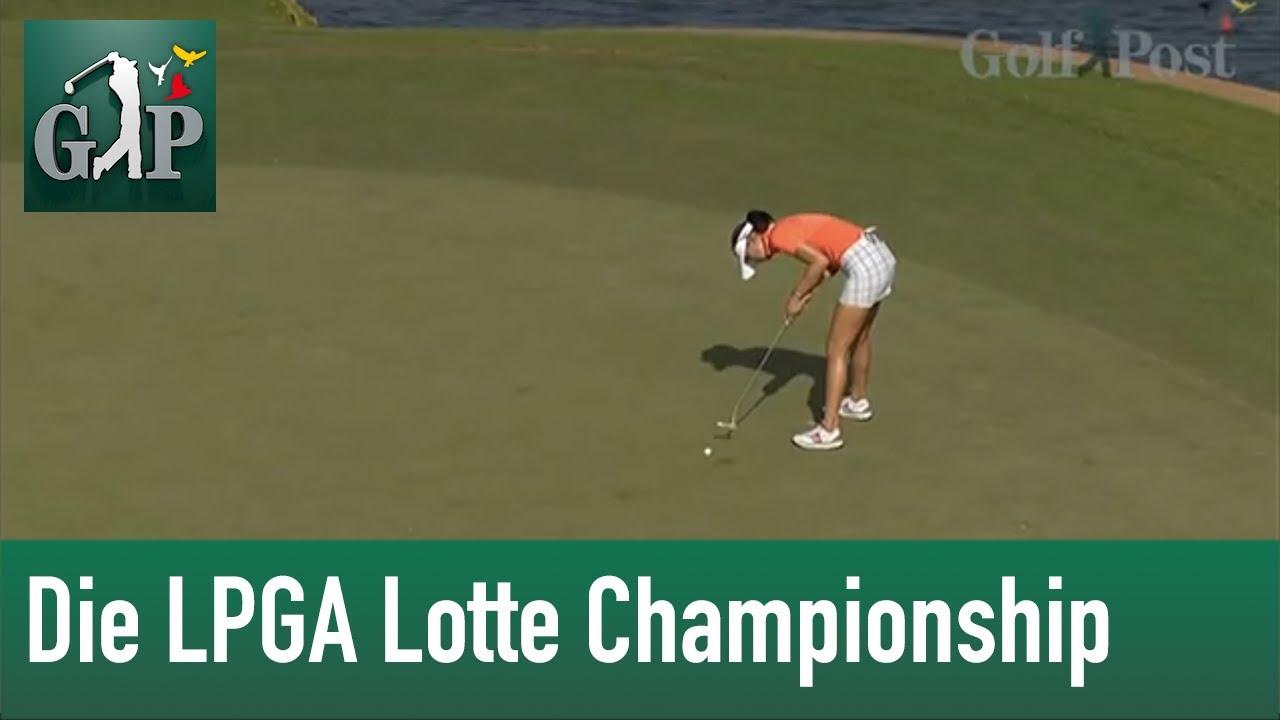 LPGA LOTTE Championship Highlights