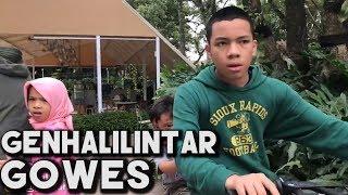 Video Gen Halilintar Gowes; Qahtan Keasikan Dibonceng Saaih MP3, 3GP, MP4, WEBM, AVI, FLV Mei 2019