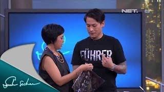 Video Sarah Sechan-Chef Juna mengaku sangat menyukai Siomay Bandung MP3, 3GP, MP4, WEBM, AVI, FLV April 2019