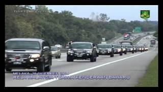 RELA Malaysia Terima Kenderaan Baharu