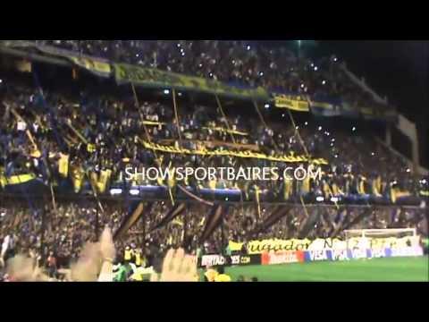 Video - Hinchada de Boca [Final Copa Libertadores 2012] Canciones de la 12 - La 12 - Boca Juniors - Argentina