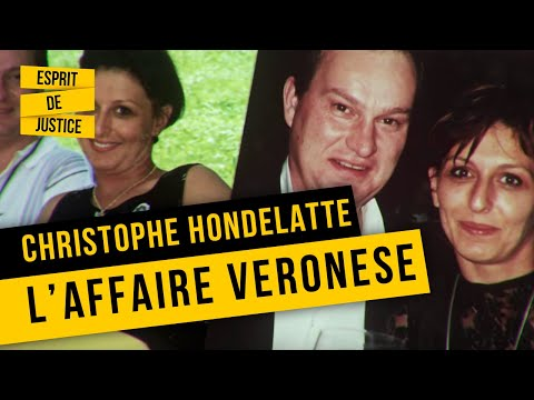 Christophe Hondelatte - L'AFFAIRE VERONESE - Documentaire société