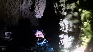 Video GoPro: Cave Divers Relive Scary Incident MP3, 3GP, MP4, WEBM, AVI, FLV Oktober 2018