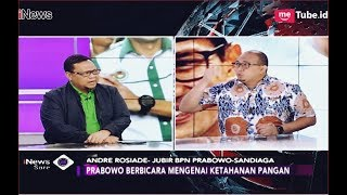 Video Jubir BPN Prabowo: Disaat Panen Anda Impor, Menyedihkan! - iNews Sore 06/11 MP3, 3GP, MP4, WEBM, AVI, FLV November 2018
