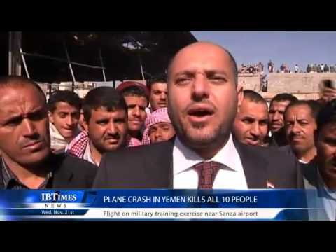 Plane Crash In Yemen Kills All 10 People