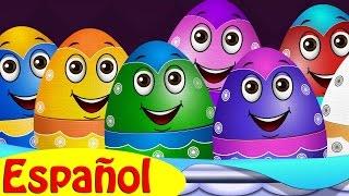huevos sorpresas animales de la granja | Los Sonidos de los animales de la granja | ChuChu TV