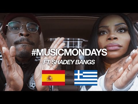 Reaction | Greece Vs Spain Rap/hip Hop/rnb | Babatunde