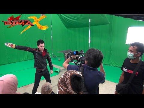 Behind The Scene Satria Garuda BIMA X