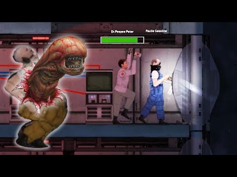 Barotrauma: There's an Alien in my Throat