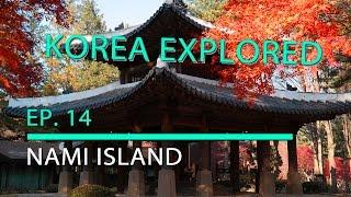 Gapyeong-gun South Korea  City new picture : Korea Explored -- Ep. 14 Nami Island