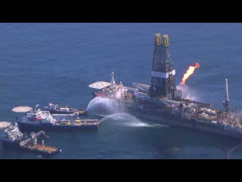 BP oil disaster - Fly over the spill site and see the oiled waters and wetlands with EDF Executive Director David Yarnold and Senior Director of Mississippi River Paul Harriso...